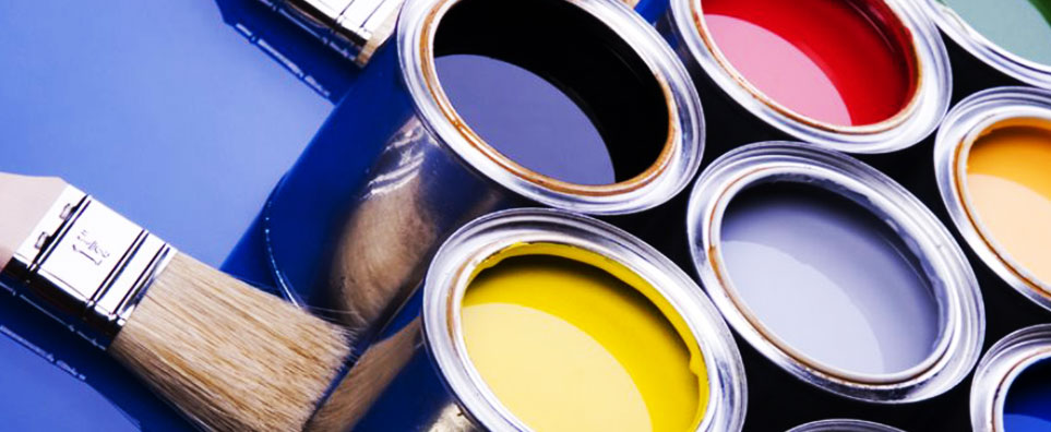 Paint Cans Banner Image